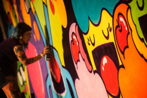 Palco Hip Hop 2017 - ©Pablo Bernardo