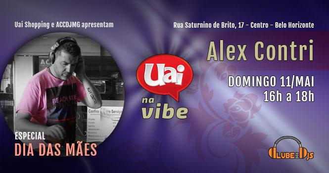 UAI na Vibe - Alex Contri 11-05-2014