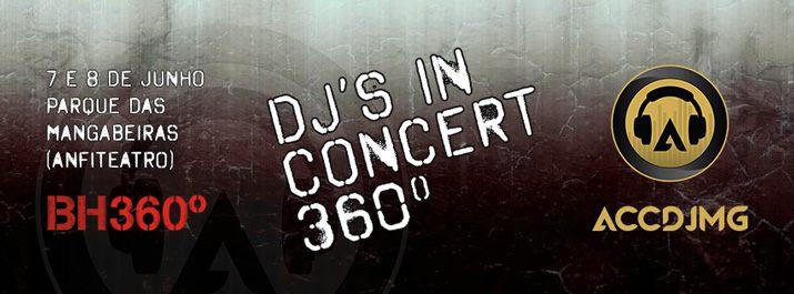 DJs In Concert 360