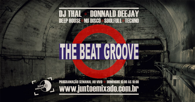 Flyer The Beat Groove