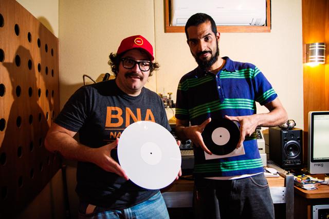 Artur Joly e DJ Bruno Niggas