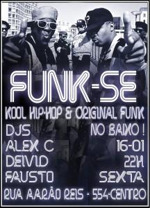 Funk-se no Baixo