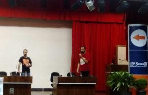 Participação no II Seminário de Web Rádio do CEFET-MG